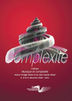 "CDMC Paris-Seminar ""Music and complexity"""